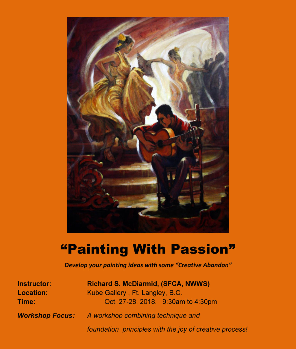Painting with Passions